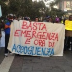 120 profughi da Lampedusa al dormitorio di via Aldini. Perché non si sa nulla?
