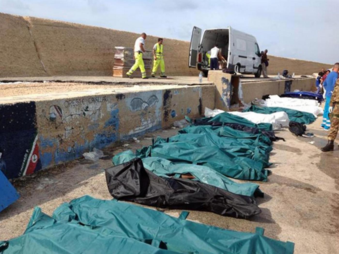 Lampedusa: l'amara testimonianza di un lamedusano