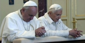 ilMirino - l'anno dei due Papi