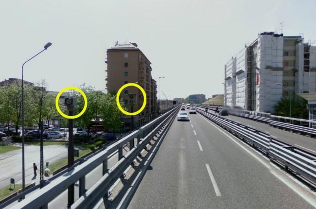 Autovelox in città: Ghisallo come una pista d'autodromo