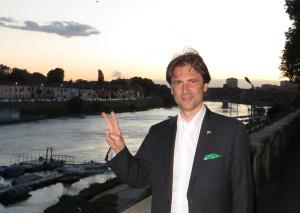 L'onorevole Claudio D'Amico si presenta alle Europee per la Lega Nord
