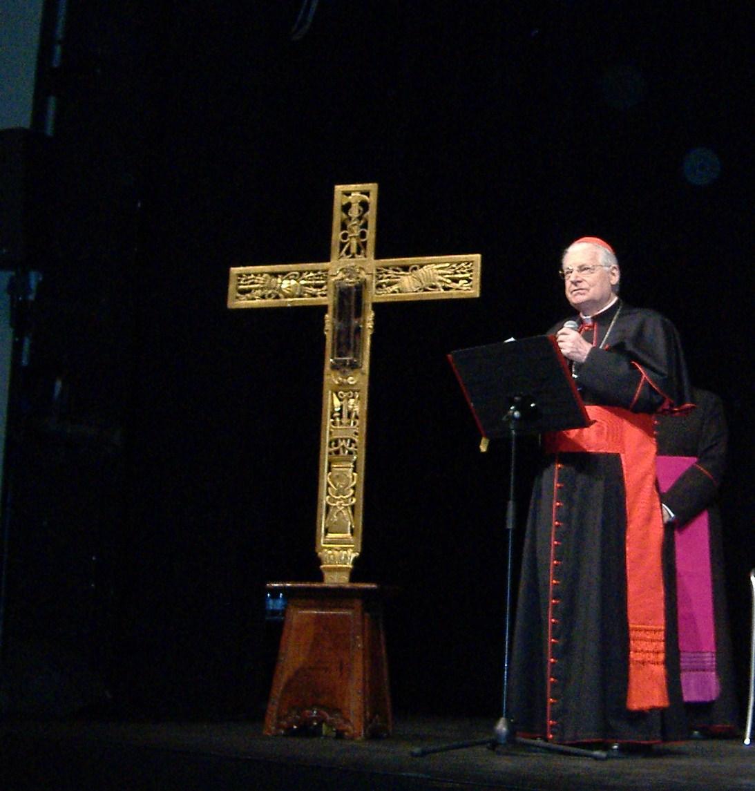 Il Cardinale Scola alla Triennale, simbolo di cultura