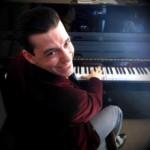 Domenico Vincenzo Venezia a Piano City Milano