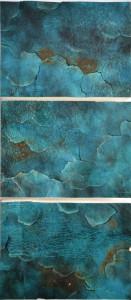 Il trittico di Livia Oliveti