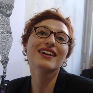 Primo piano della vincitrice Artisti Esordienti  Annalisa Fulvi