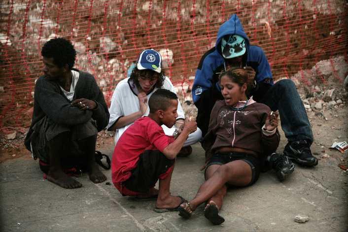Brasile: oltre le favelas, l'incubo di cracolandia