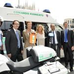 Agenti di Polizia Locale contro le crisi cardiache