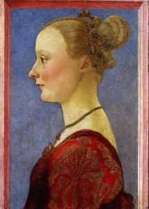Piero del Pollaiolo Ritratto femminile The Metropolitan Museum of Art New York