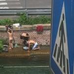 Rom: Navigli come docce pubbliche