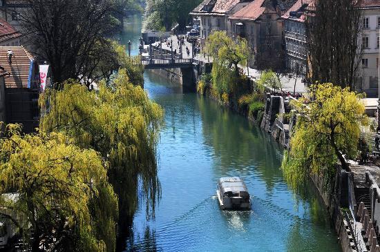 Ljubiana, Capitale verde europea per il 2016
