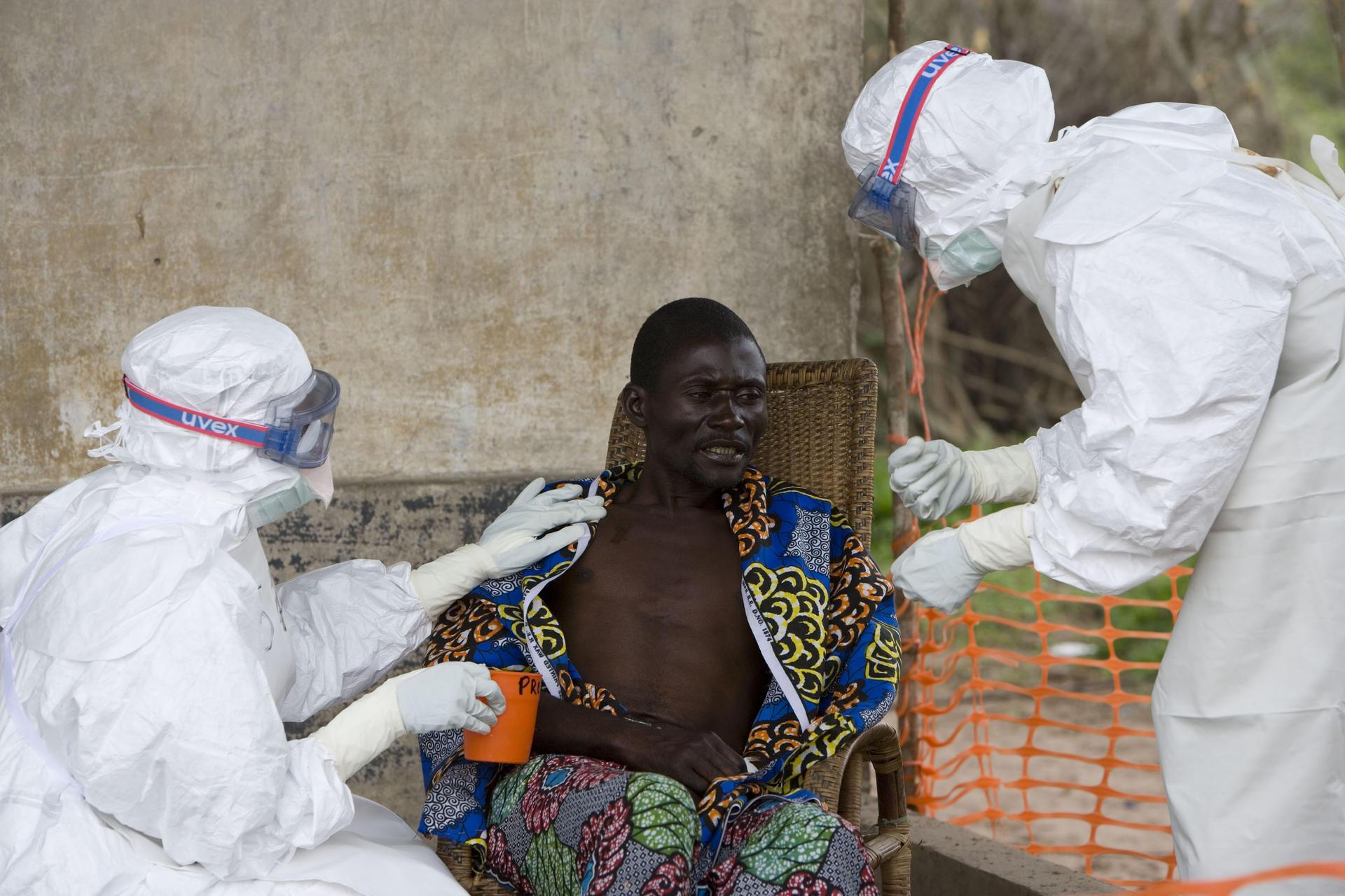 Prevenzione Ebola: esame autoptico dei clandestini morti