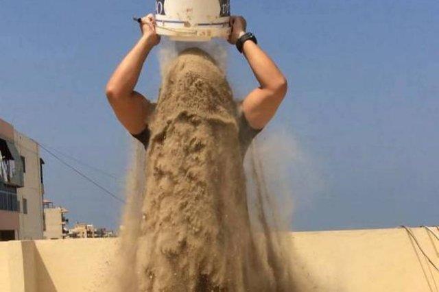 A Gaza non secchiate d'acqua ma sabbia e detriti