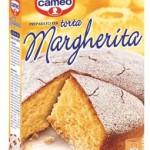 """La Torta Margherita con i preparati per """"torte"""" cameo"""