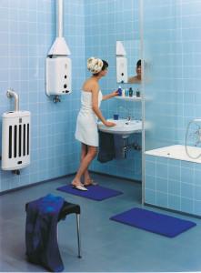 Vaillant - Acqua calda sanitaria e riscaldamento 1961
