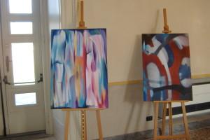 Le opere di Amalia Caracciolo e Bianca Monroy
