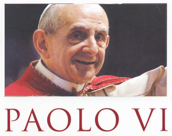 LA BEATIFICAZIONE DI PAOLO VI