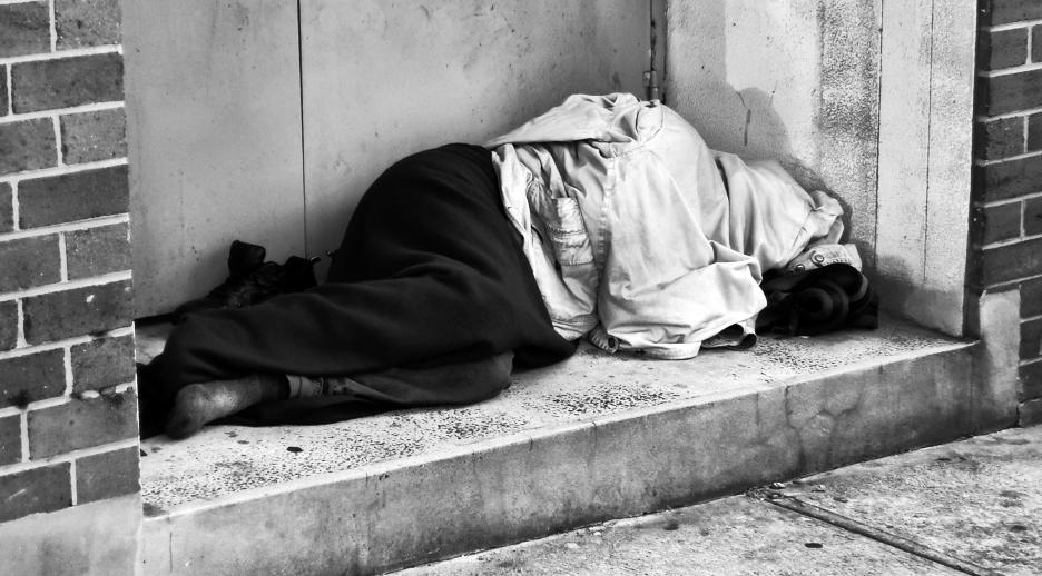 SENZATETTO IN CALO: MENO 15% RISPETTO ALL'ANNO SCORSO