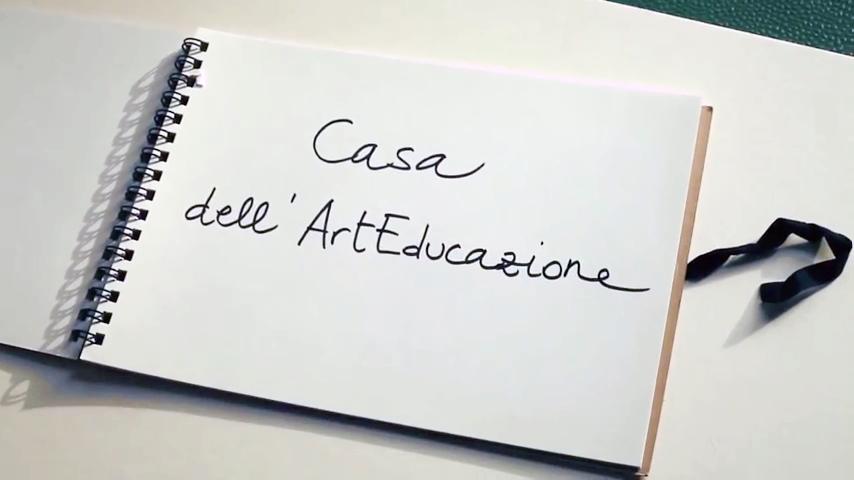 LA CASA DELL'ARTEDUCAZIONE: PER EDUCARE I RAGAZZI CON L'ARTE