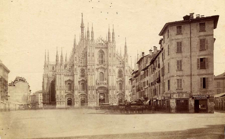 MILANO: RICOPERTURE E DEMOLIZIONI PRECIPITOSE ?