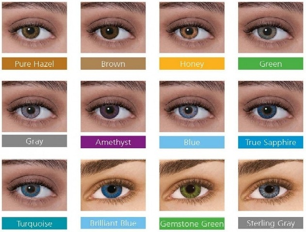 A Carnevale colora anche il tuo sguardo grazie alle lenti a contatto