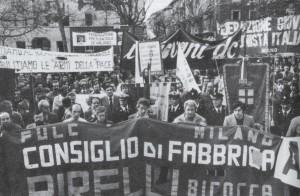 2 La Manifetazione  unitaria di piazza  Prealpi del 2 aprile 1980.