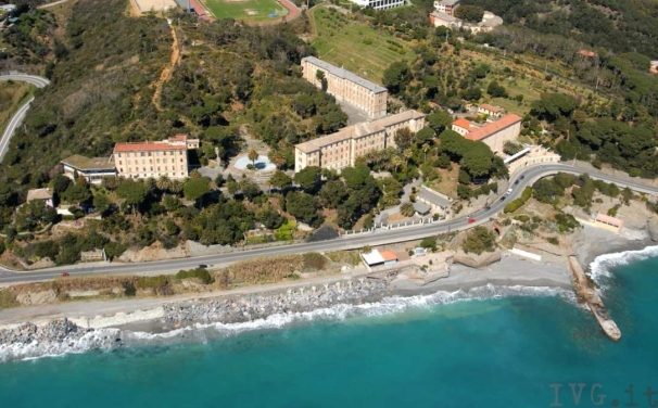 LA COLONIA MILANESE DI CELLE LIGURE
