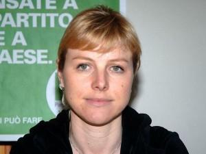 Alessia Mosca . deputata al parlamento europeo