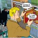 Fumetti, Anniversari e Letture in Biblioteca