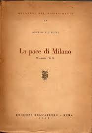 L'ARMISTIZIO DI VIGNALE E LA PACE DI MILANO (6 AGOSTO 1849)