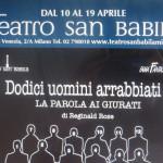 AL SAN BABILA, 12 UOMINI ALLA RICERCA DELLA GIUSTIZIA
