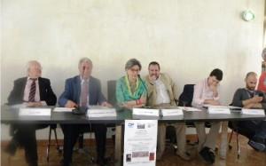 A.Iosa, A.Barbalinardo, il vicesindaco L.De Cesaris, M.Maggiaschi, C. Ferraro e M.Biraghi