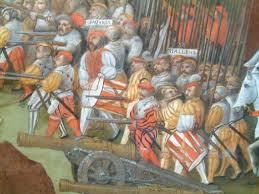 L'ARAZZO DELLA BATTAGLIA DI PAVIA DEL 1525: RIVIVERE LE EMOZIONI DI QUEL GIORNO