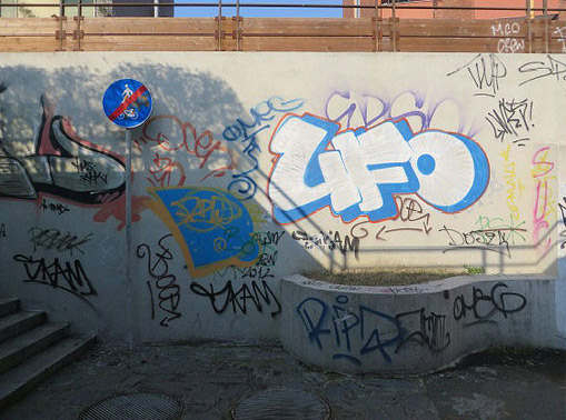 """MURI LIBERI"": LA MAPPA PER SCOPRIRE LA STREET-ART IN CITTA'"