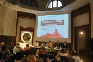 Il convegno all'Urban Center del Comune di Milano nella Galleria Vittorio Emanuele II