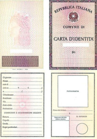 Carta d'Identita'