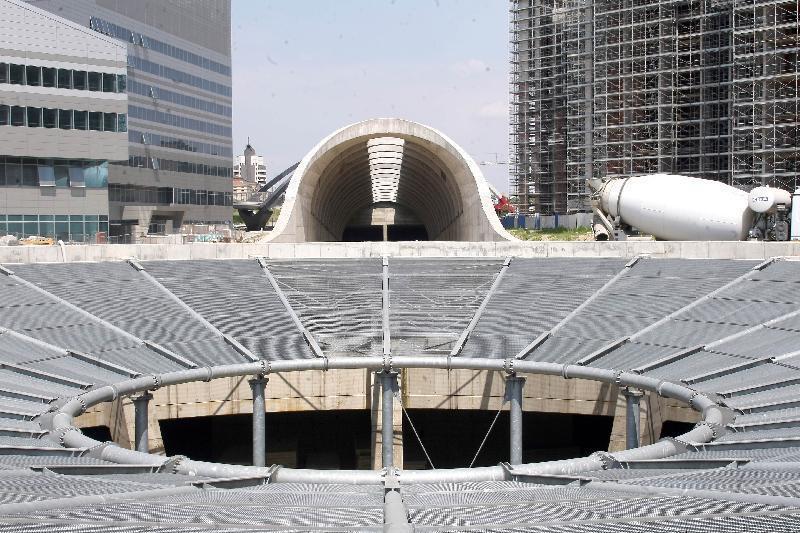 Tunnel De Gasperi-Gattamelata: inaugurazione a fine mese