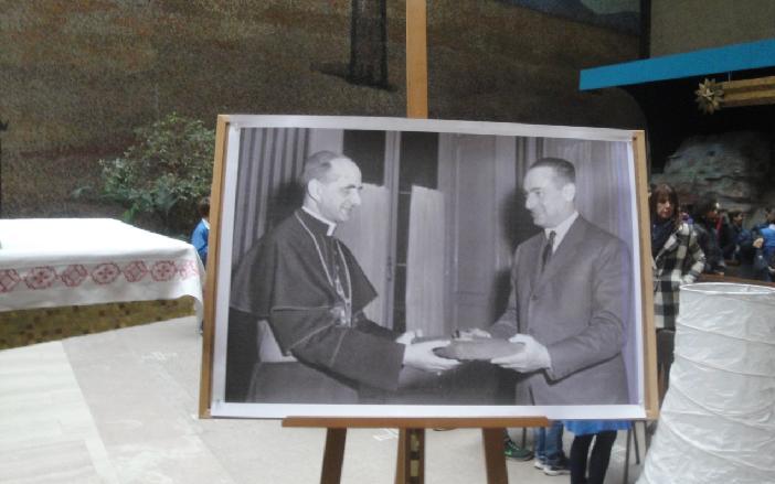Commemorazione del 53° anniversario della morte di Enrico Mattei