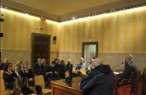 I Rappresentanti dei Comitati Cittadini
