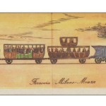 17 AGOSTO 1840: SI INAUGURAVA LA FERROVIA MILANO-MONZA