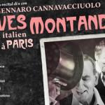 GENNARO CANNAVACCIUOLO INTERPRETA YVES MONTAND