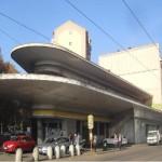 Lapo Elkann riqualifica l'ex stazione di servizio Agip di piazzale Accursio