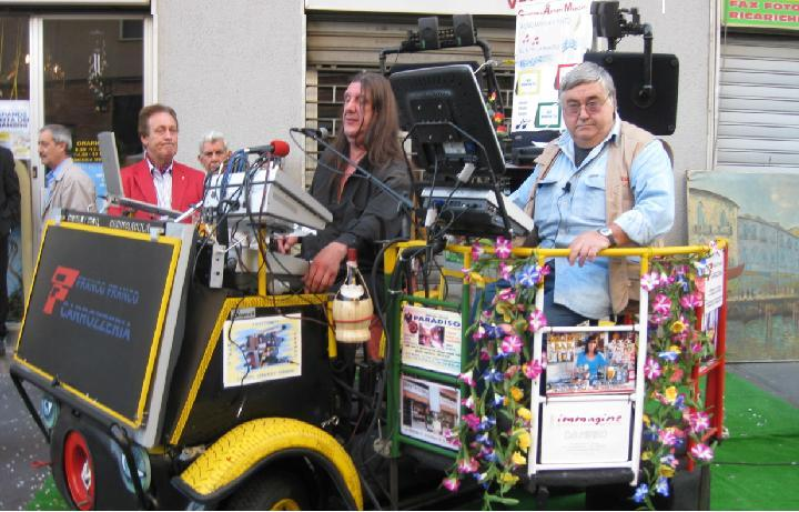 Franco franco un carrozziere artista for Corso carrozziere