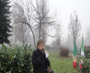 La dottoressa Rossella Montagnani Marelli