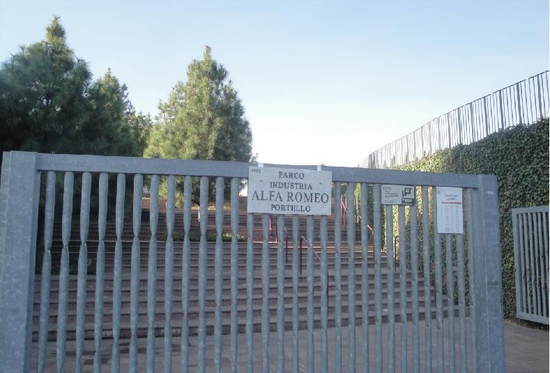 Parco Industria Alfa Romeo – Portello