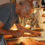 Carré d'Artistes: Antonio Greco, dipingere è cercare di essere felici