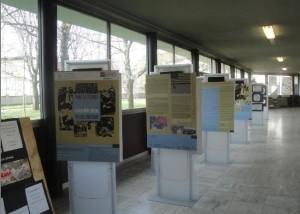 La mostra sulle vittime del terrorismo