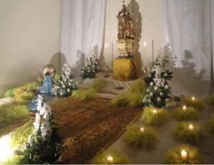 Il Ciborio nella Chiesa madre di Pisticci