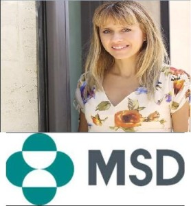Nicoletta Luppi, Presidente e Amministratore Delegato MSD Italia