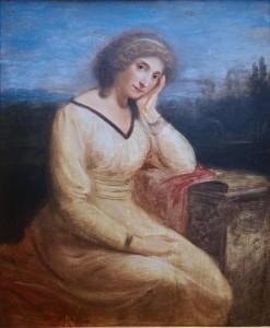 1. Ritratto Giulia Beccaria Manzoni - pagVII tavXI