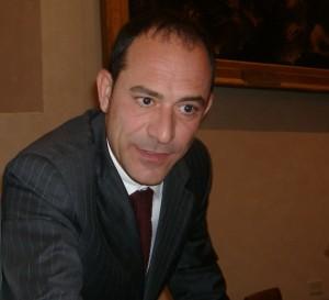 L'autore del libro Francesco Leone